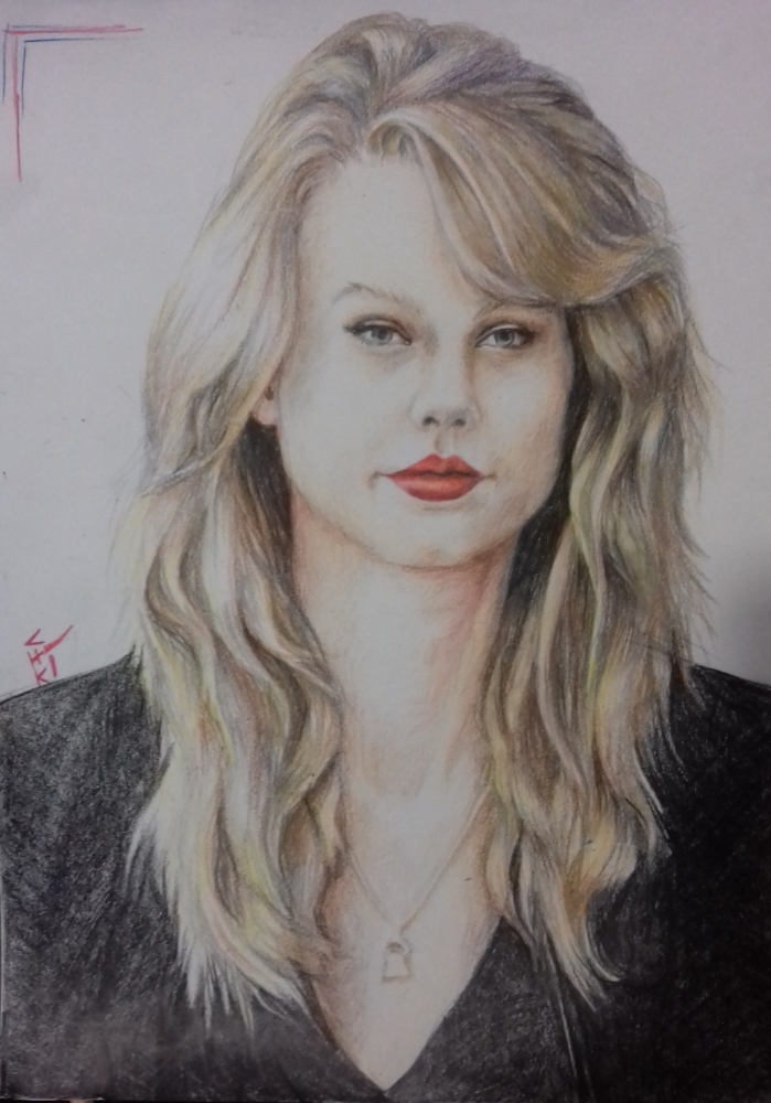 Taylor Swift by Chikki
